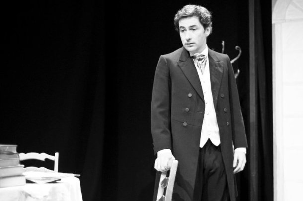 Martin Maguire as Onegin